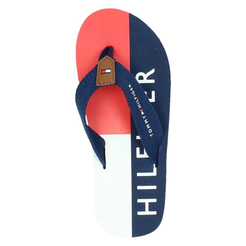 Tommy Hilfiger - Slippers - Blauw