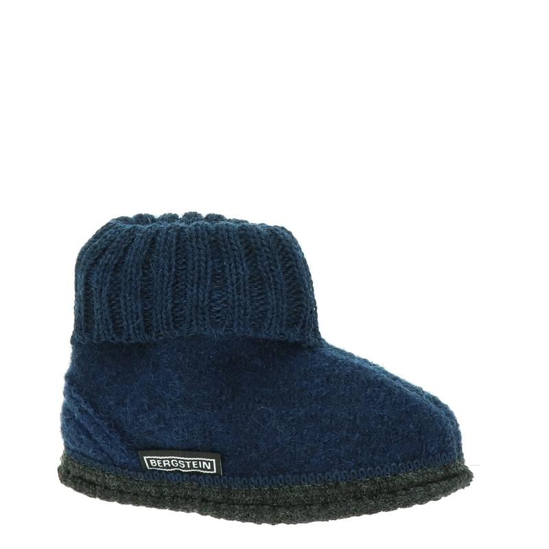 Bergstein Cozy - Pantoffels - Blauw