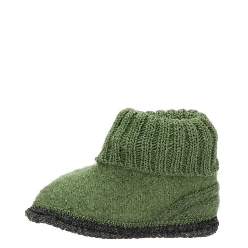 Bergstein Cozy - Pantoffels - Groen