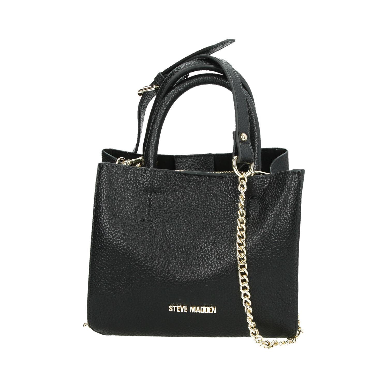 Ongekend Steve Madden Bcyndy tassen handtassen zwart OB-02