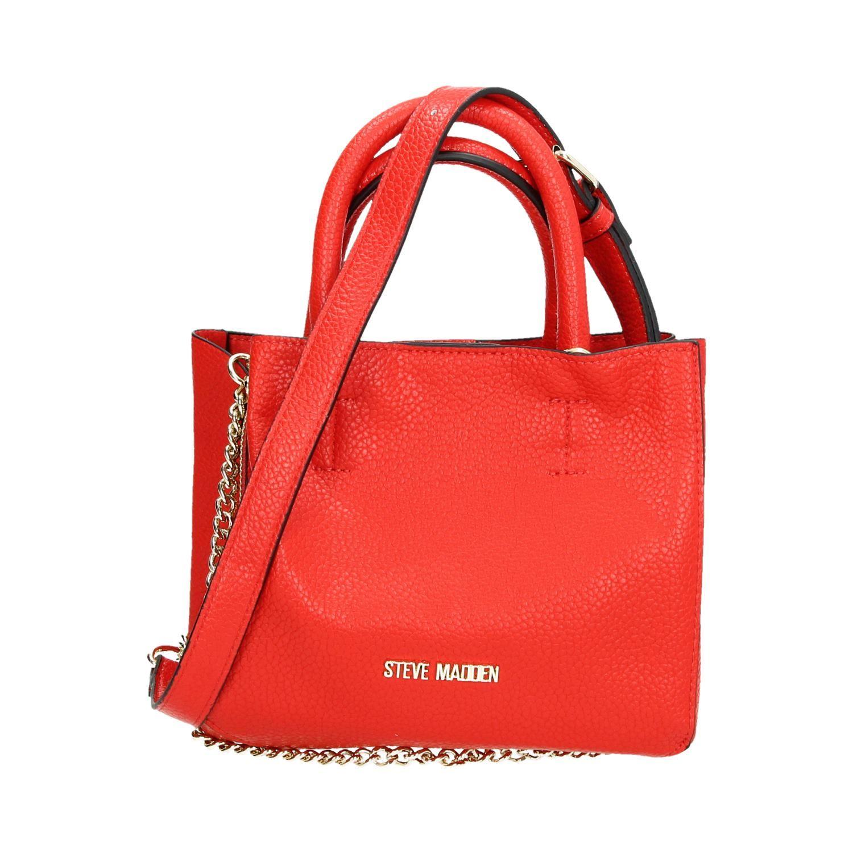 Beste Steve Madden Bcyndy tassen handtassen rood OT-77