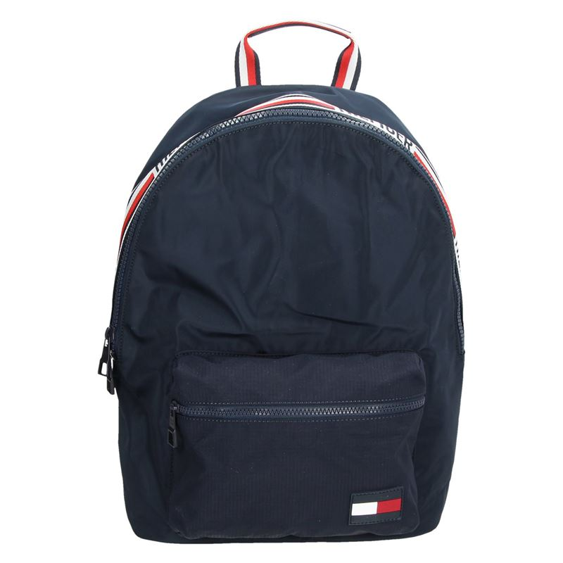 Tommy Hilfiger Sport Backpack Sports - Rugtas - Blauw