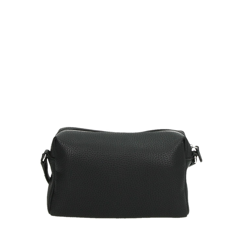 Guess Flora Mini Crossbody tassen schoudertassen zwart