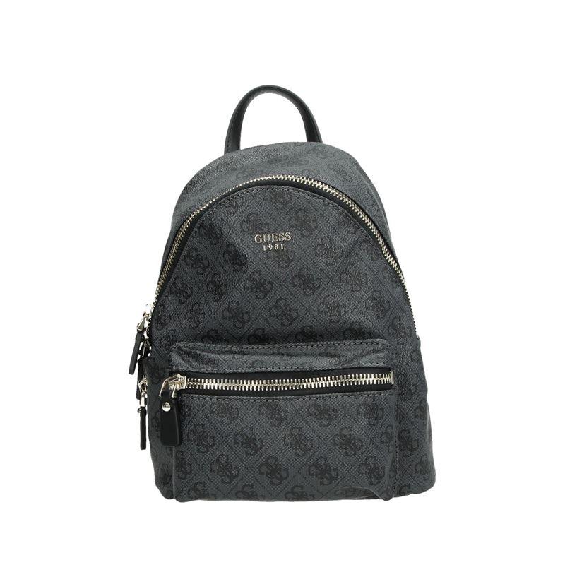 Guess Leeza Small Backpack - Rugtassen - Zwart