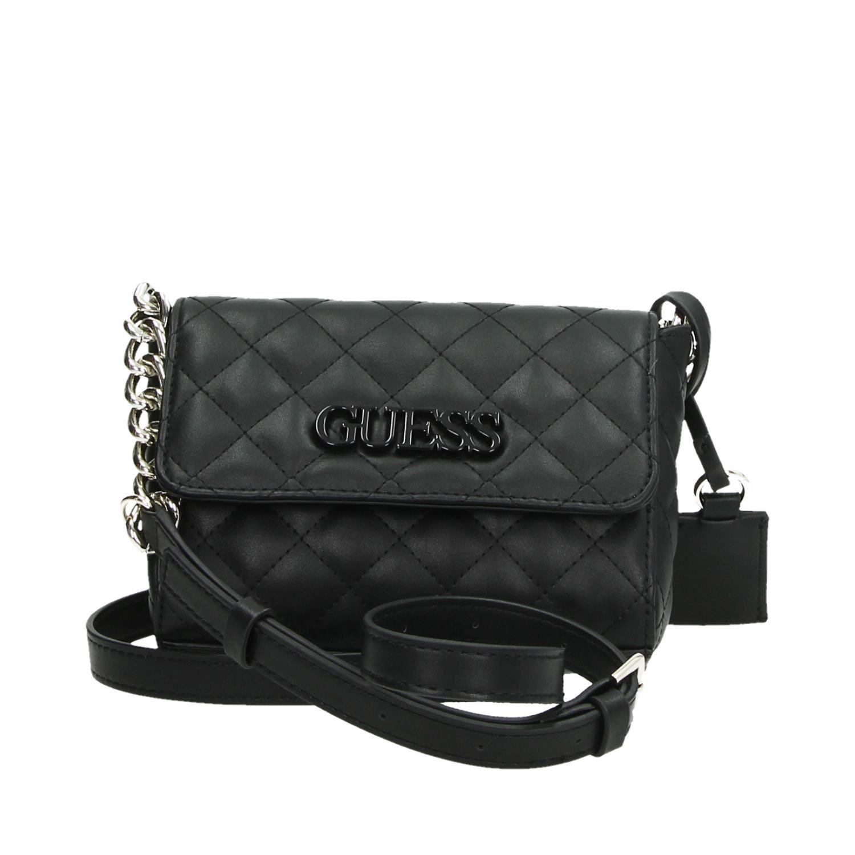 9877155c556 Guess Elliana Mini tassen schoudertassen zwart