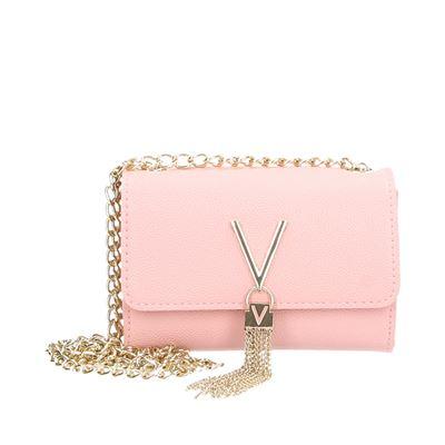 Valentino tassen schoudertassen roze