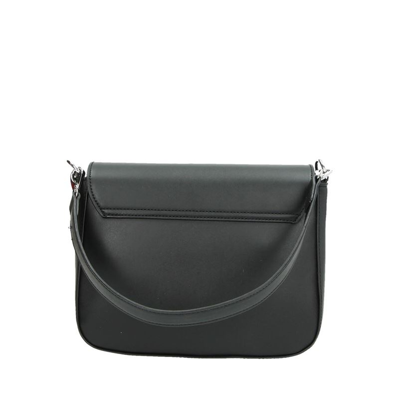 Valentino Ranma Satchel - Handtassen - Zwart