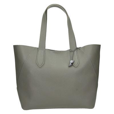 Clarks tassen handtassen grijs