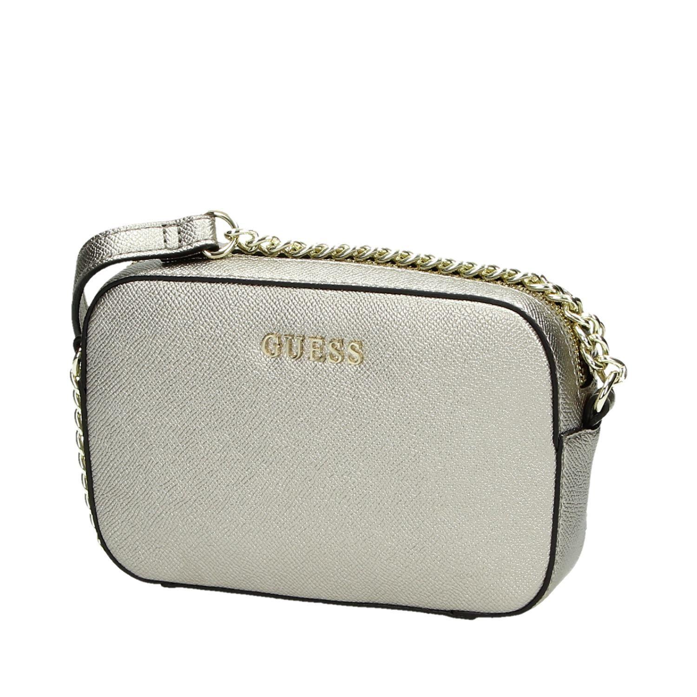 Schoudertassen Guess : Guess tassen schoudertassen zilver