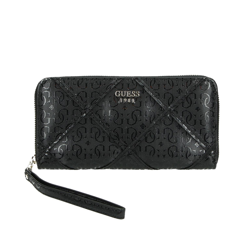 33c97ec1936 Guess tassen portemonnees zwart