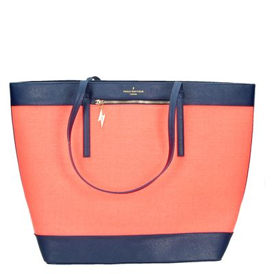Paul's Boutique tassen handtassen blauw