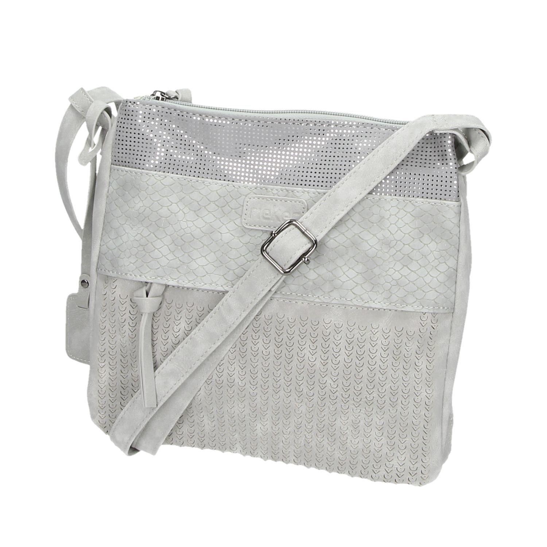 b5f2750c1df Rieker tassen schoudertassen grijs