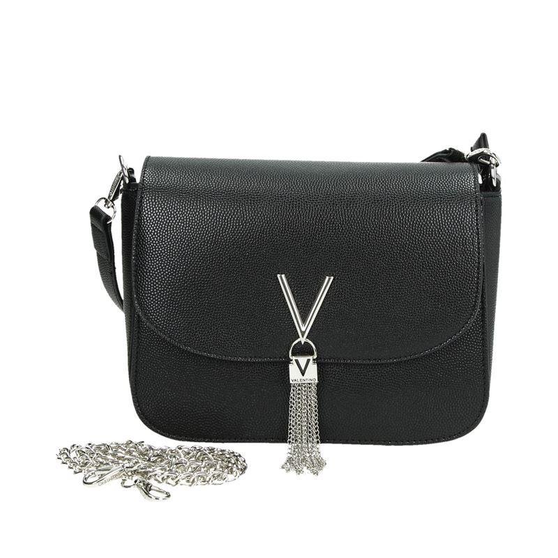 Valentino Divina SA Clutch - Handtassen - Zwart