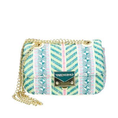 Valentino tassen schoudertassen groen