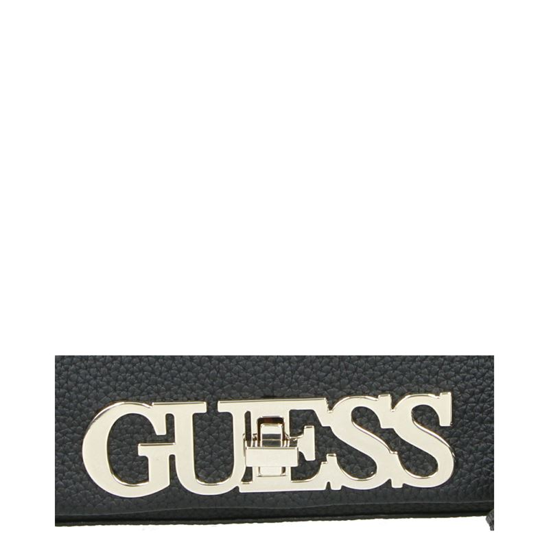 Guess Uptown Chic Mini - Schoudertassen - Zwart
