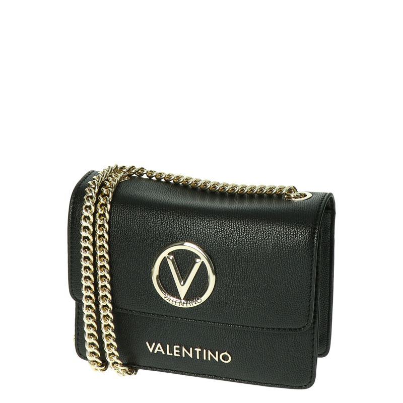 Valentino Sax Satchel - Schoudertassen - Zwart