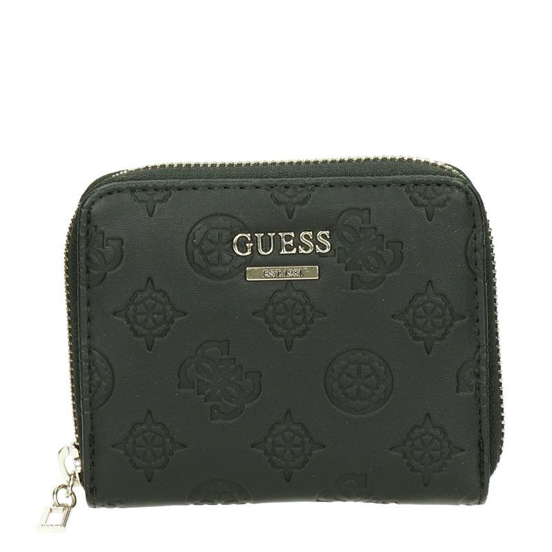 Guess - Portemonnees - Zwart