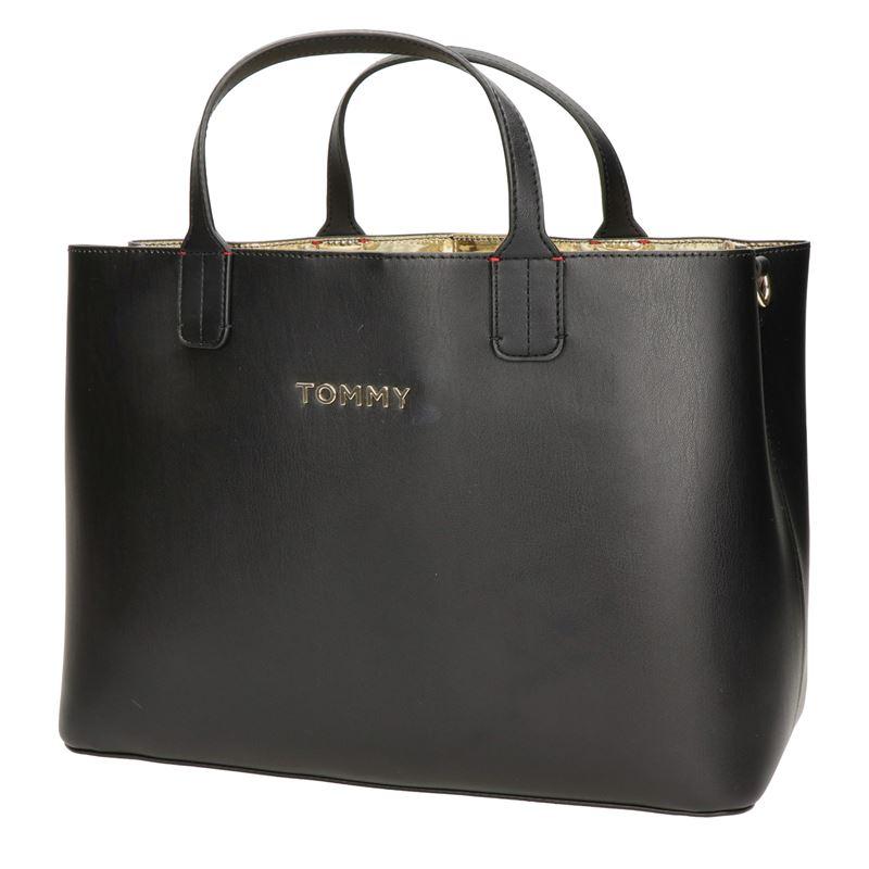 Tommy Hilfiger Sport Iconic - Handtas - Zwart