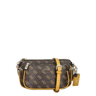 Guess Arie Double Pouch - Schoudertas