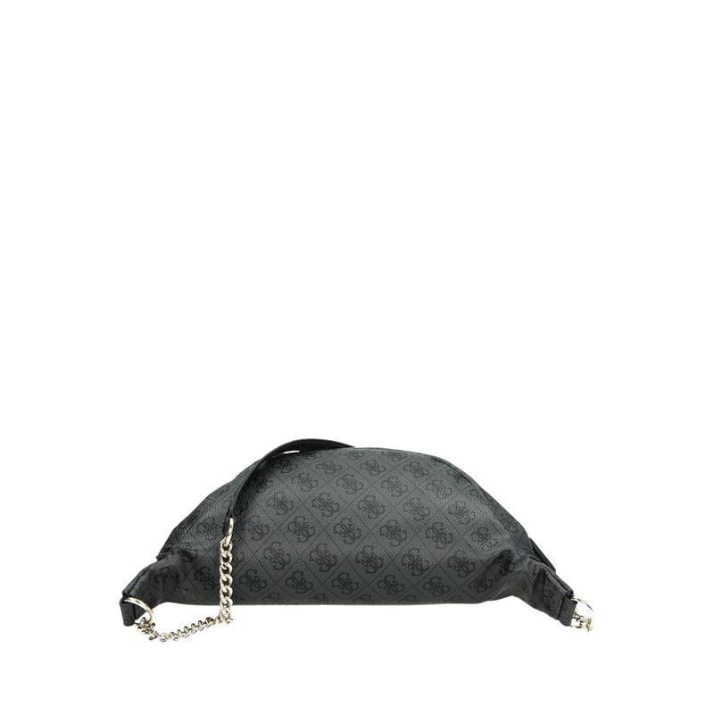 Guess Leeza Mini - Uitgaanstasjes - Zwart