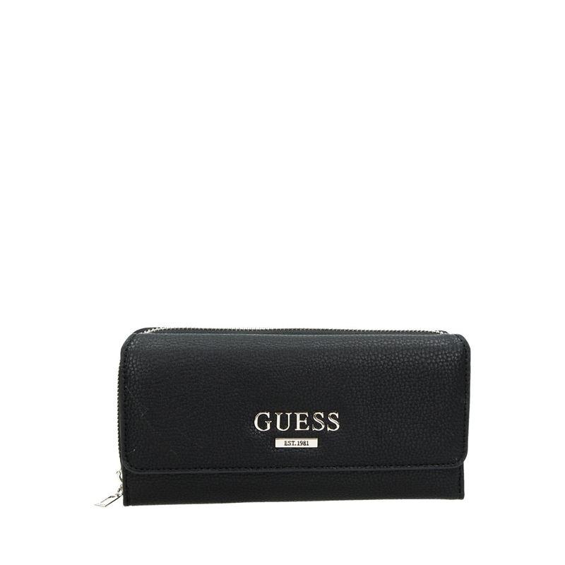 Guess - Portemonnee - Zwart
