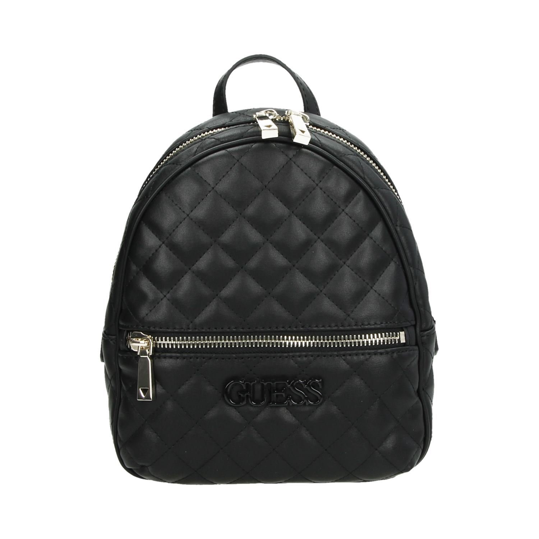 f7420db287b Guess Elliana tassen handtassen zwart