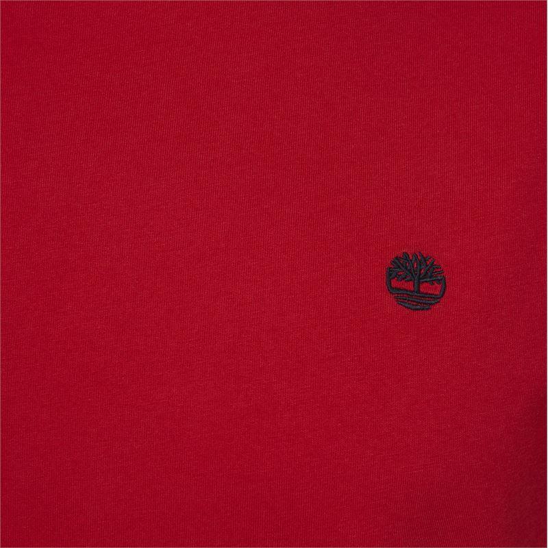Timberland - Shirt - Rood