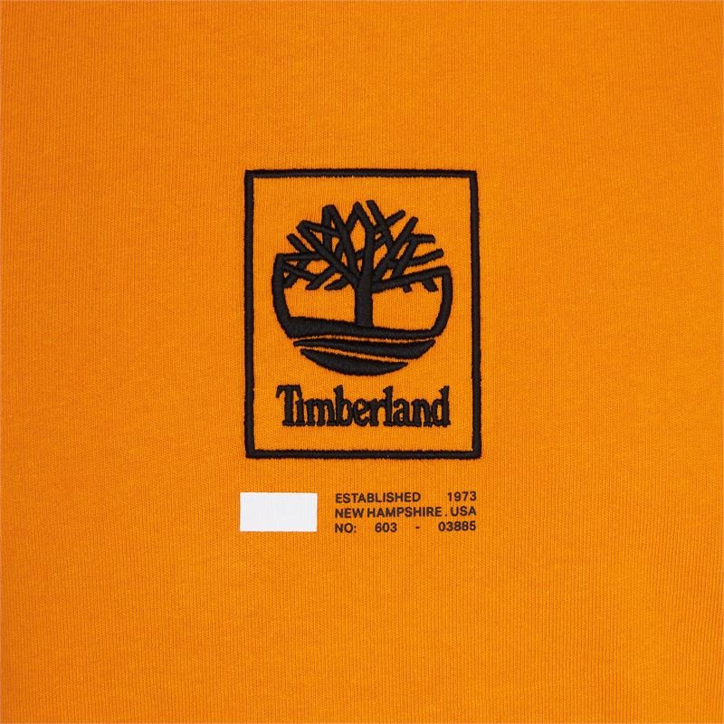 Timberland - Shirt - Oranje