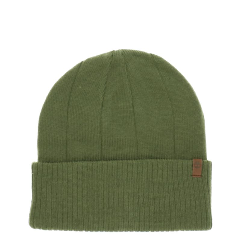 Timberland Cuff Ribbed Beanie - Overig