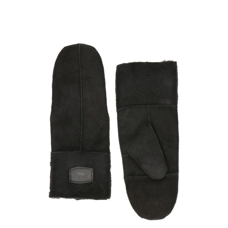 Warmbat Australia Mittens - Handschoenen - Zwart