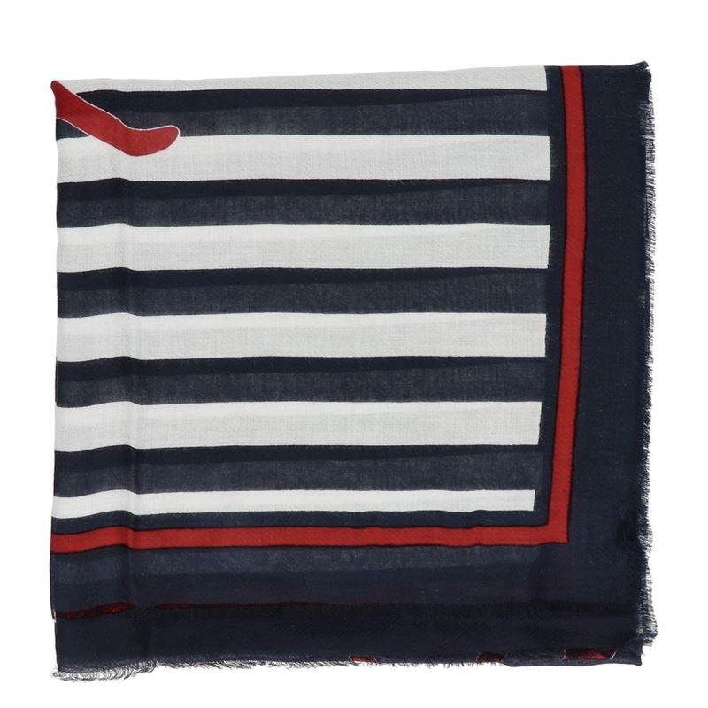 Tommy Hilfiger Sport Signature Square - Sjaal